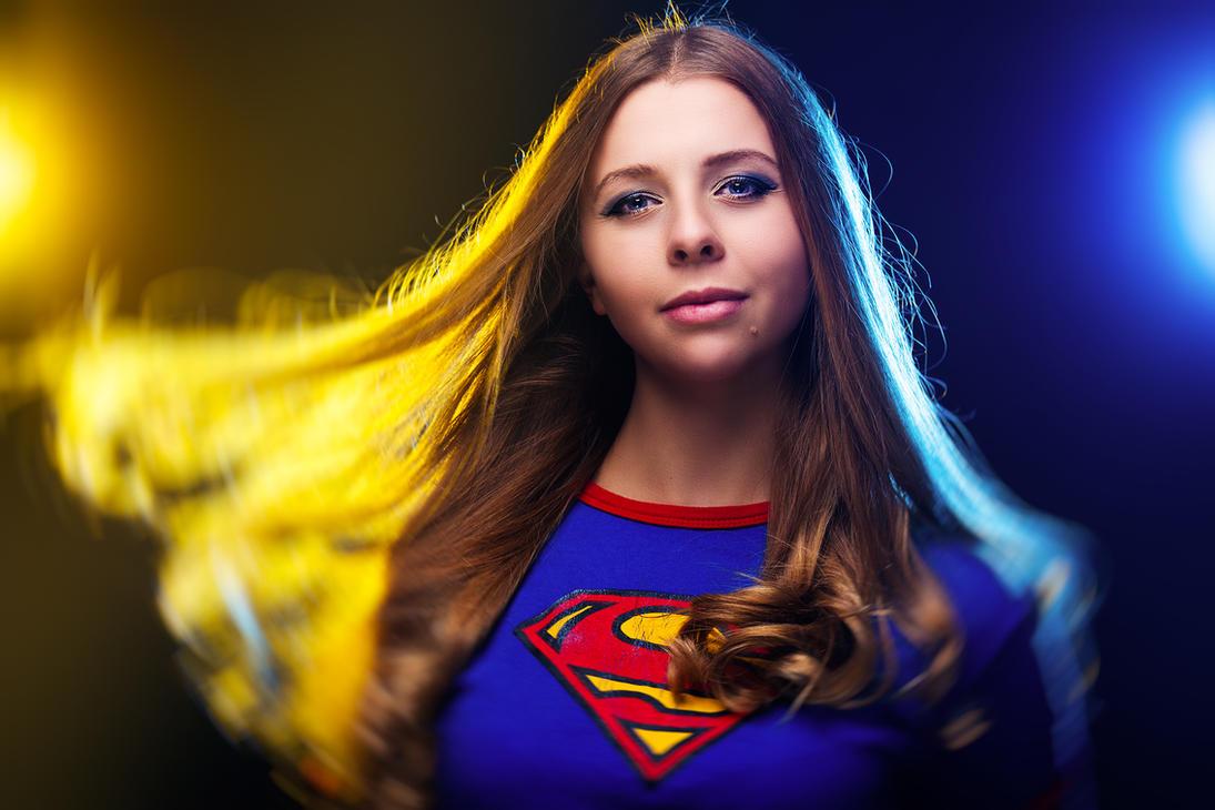 Supergirl by JenniSjoberg