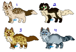 Adopt batch 1 { 1 LEFT - PRICES LOWERED ALL 100 } by Prince-Crow
