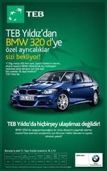 TEB Yildiz Kart BMW 3.20d by ehlikeyif