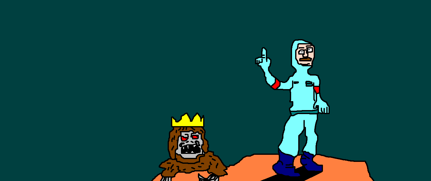 Saul Of The Mole Men By Idiotska On Deviantart