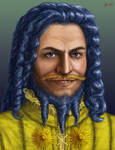 Daario Naharis Portrait