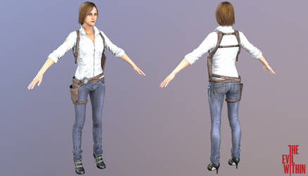 The Evil Within - July Kidman