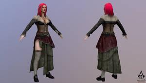 Assassin's Creed 4 Black Flag -  Anne Bonny