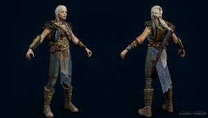 Middle-earth Shadow of Mordor - Lithariel