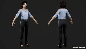 Shadow of the Tomb Raider - Amelia Croft