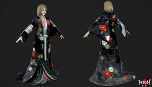 Nioh - Maria Kimono