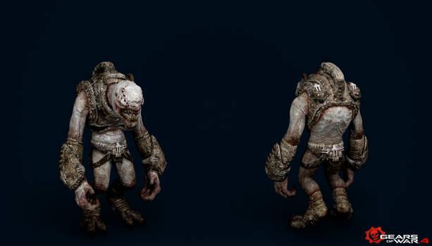 Gears of War 4 - Wretch
