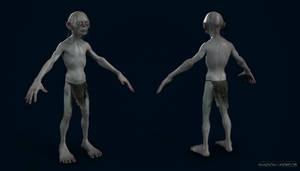 Middle-earth Shadow of Mordor - Gollum