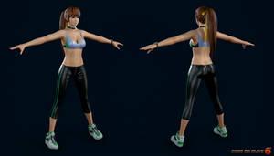 DOA 6 - Phase 4 Training Wear DLC