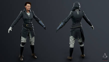 Assassins Creed Syndicate - Evie Frye DLC