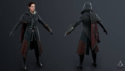 Assassins Creed Syndicate - Evie Frye
