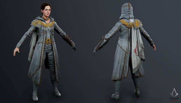 Assassins Creed Syndicate - Evie The Aegis