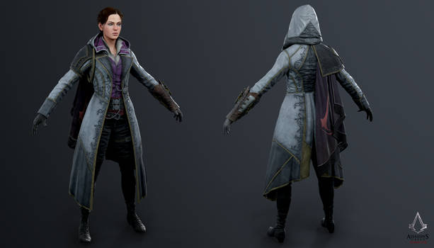 Assassins Creed Syndicate - Evie Lady Melyne's Gow