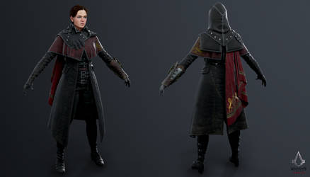 Assassins Creed Syndicate - Evie Defender's Garb