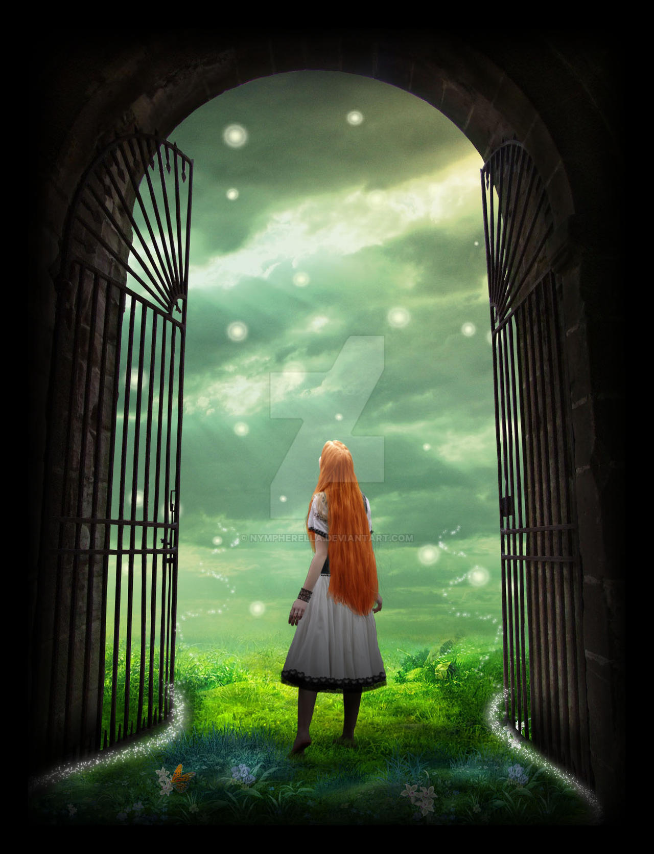 ... Door to a New World by Nympherella & Door to a New World by Nympherella on DeviantArt