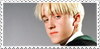 Draco Malfoy Stamp by Teacola