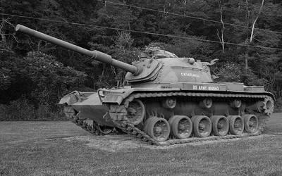M60A0 BW by nunyrdambizness