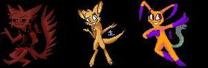 Zoophobia Pixel art