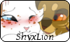 I support ShyxLion by INfernoLynx