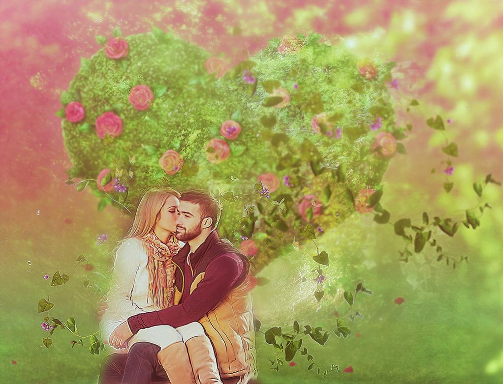 My Valentine by lisharet