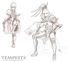 Tempests by Otagoth