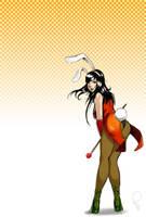 Bunny Girl by Otagoth