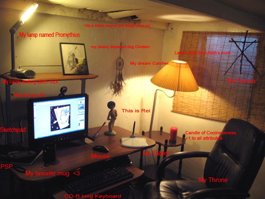 My Throne Room by Otagoth
