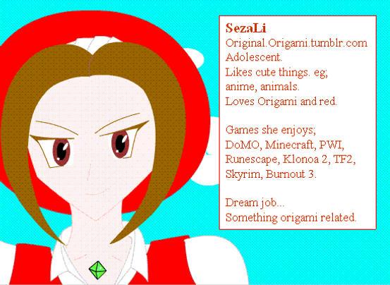 SezaLi's Profile Picture
