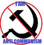 I am anti communism