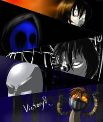 The Creatures by Machinight