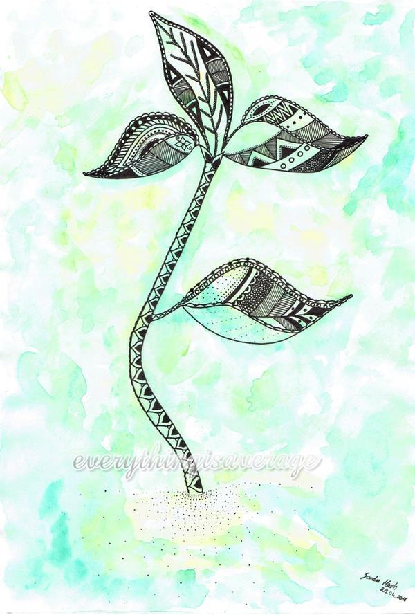 Sprout by everythingisaverage