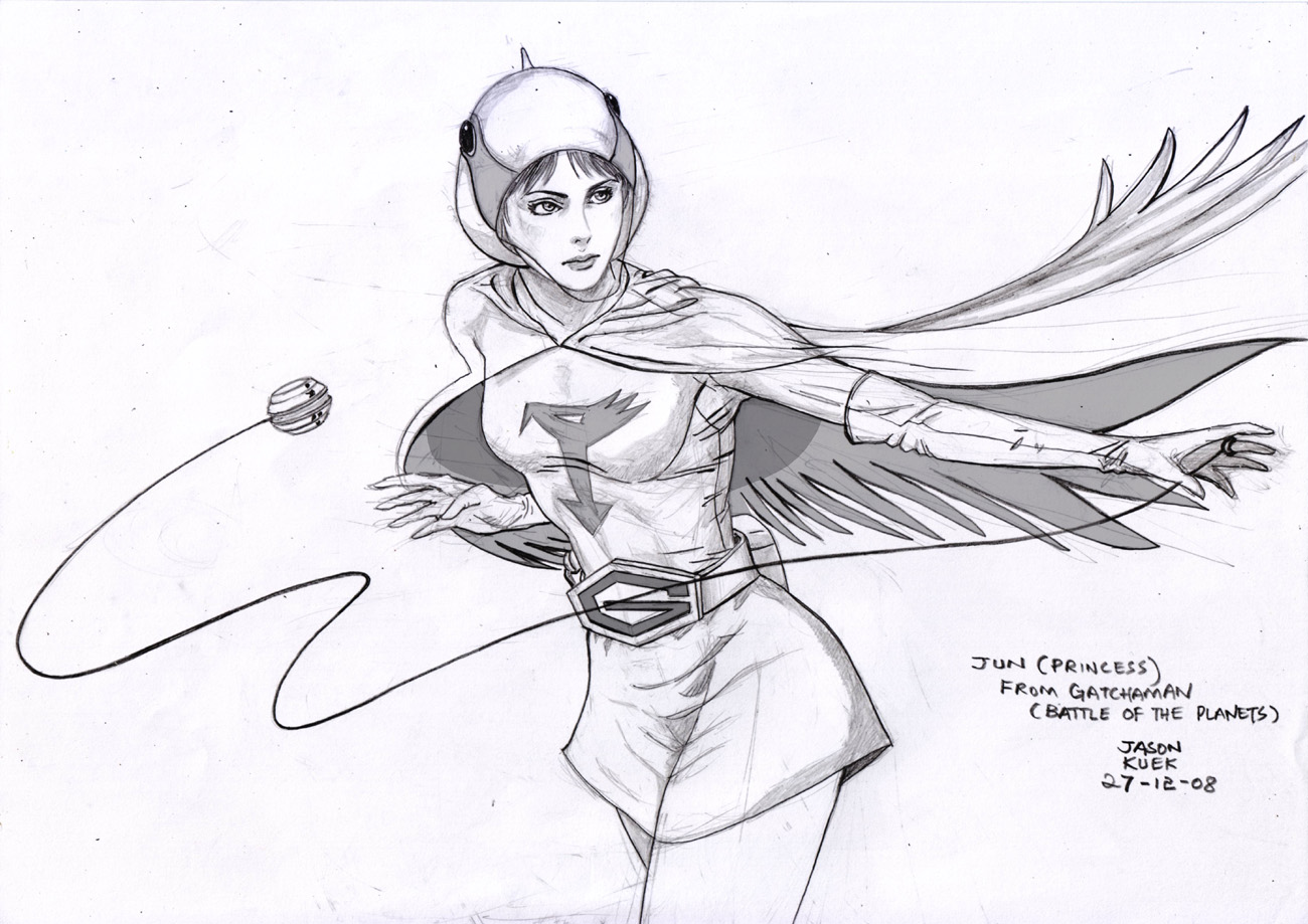 g3 battle of the planets - photo #41