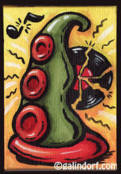Song of the Tentacle by Galindorf