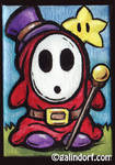 Pretty Fly for a Shy Guy