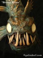 Bronze Allure Face by Galindorf