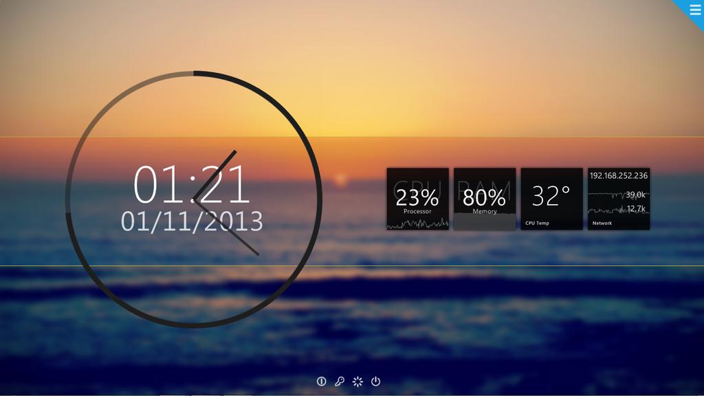 Desktop 2013 Part 4.5 by GenzouHunterssonn