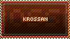 Krossan Stamp by GenzouHunterssonn