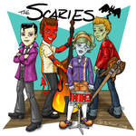 Scaries - The Band