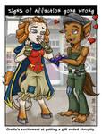 Speed Dating - Wilf and Gretta