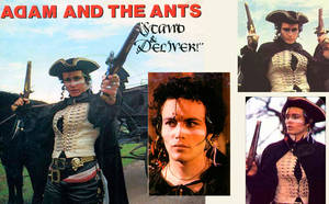 Adam Ant - Reference
