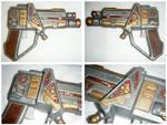 Steampunk Gun - Complete
