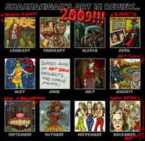 2009 in Review... by Shannanigan