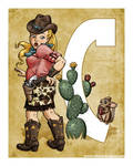 C is for Cowpoke