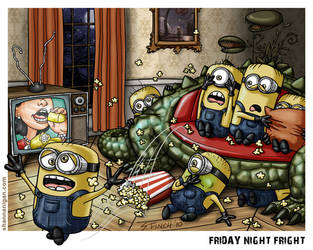 Midnight Movie Madness by Shannanigan