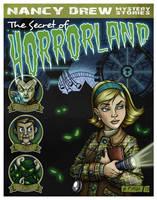 G88 - Nancy Drew goes to Horrorland