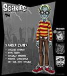 The Scaries - Xander Zamby
