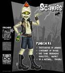 The Scaries - Punken Ra