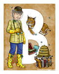 B is for Beekeeper