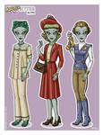 Paper Betties - Astra (Dressed)