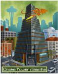 G88 - Drake Tower : Seattle